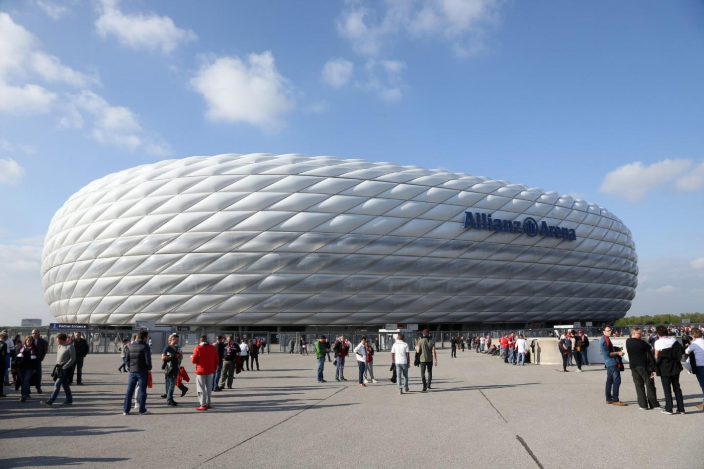 Fc Bayern Munchen Tickets Buy Or Sell Tickets For Fc