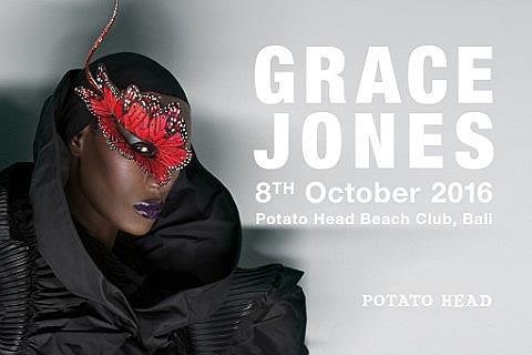 Grace Jones 2021