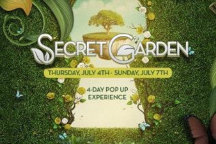 Secret Garden Experience