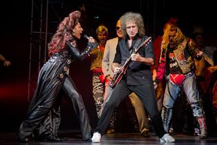 We Will Rock You - On Tour
