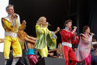Mamma Mia! - On Tour