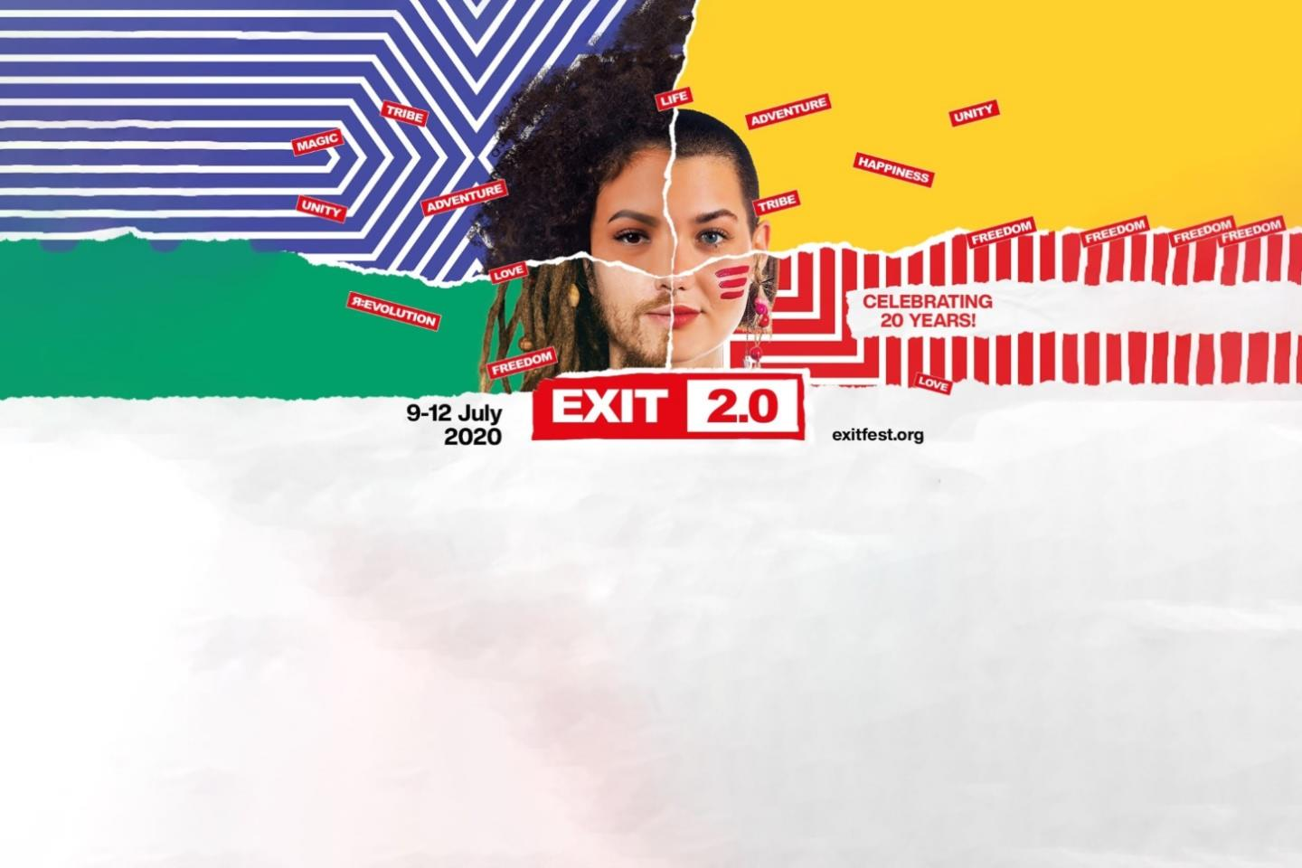 Exit Festival 2020.Exit Festival Tickets