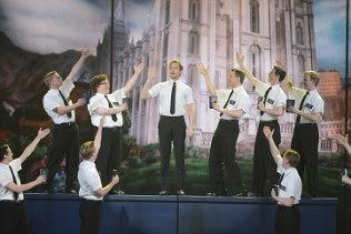 The Book of Mormon - Tour
