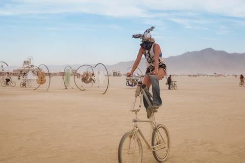 Burning Man 2021
