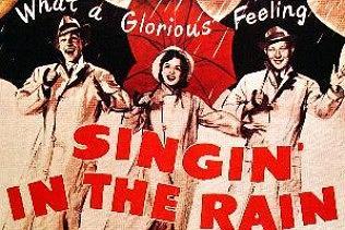 Singing In The Rain - Tour