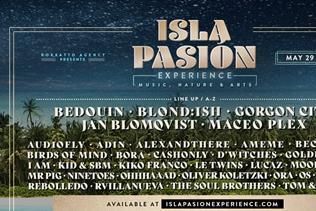 Isla Pasión Experience