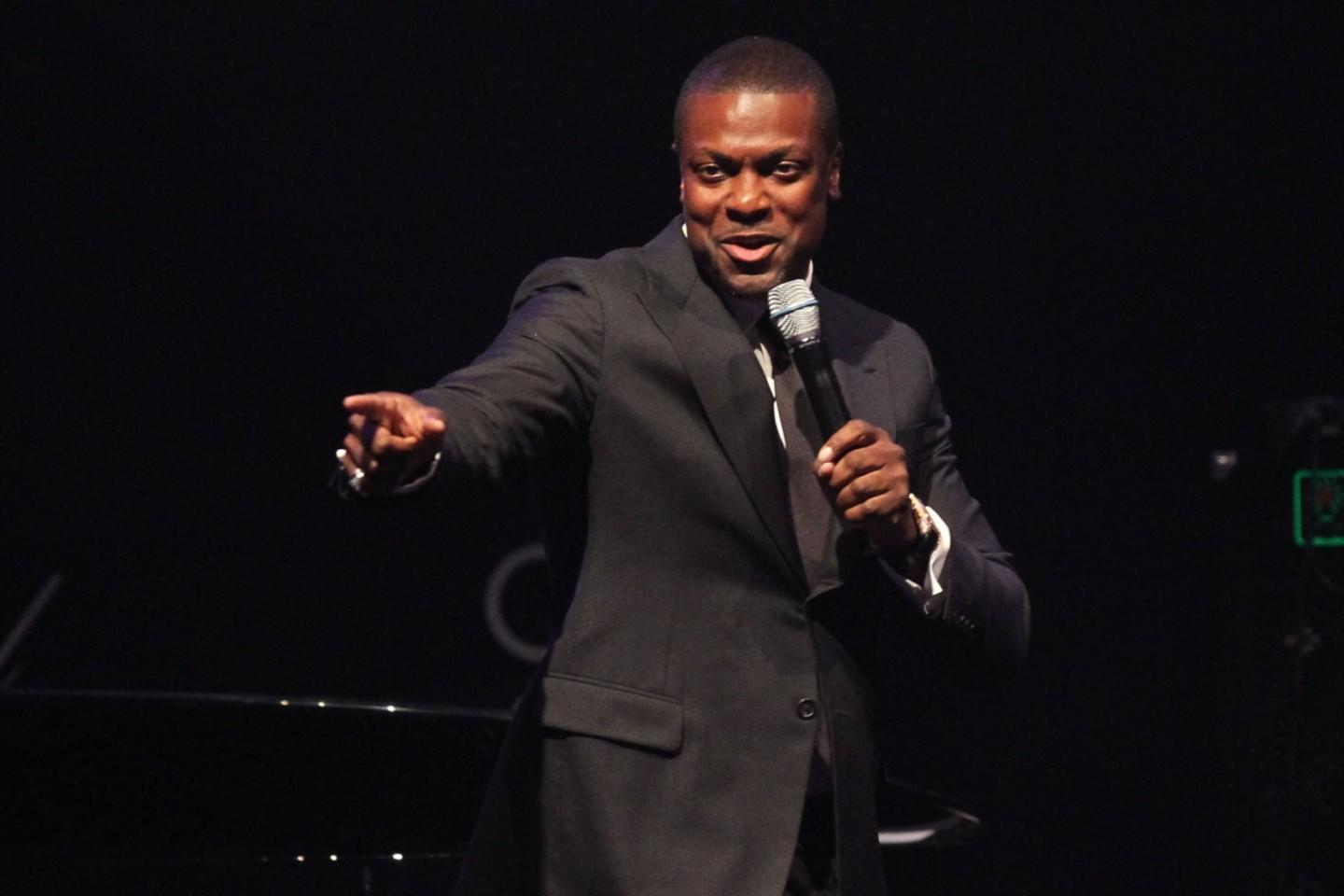 Buy Tickets for Chris Tucker Tour Dates 2019 - viagogo