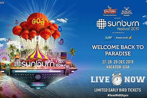 Sunburn Festival 2020 Sunburn Goa 2020 Tickets | Official Ticketing Partner of Sunburn