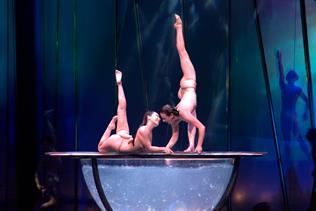 Cirque du Soleil - Zumanity - Las Vegas