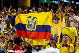 Ecuador National Soccer Team