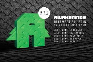 Awakenings New Years Eve Special