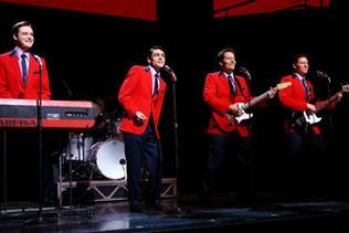 Jersey Boys on tour