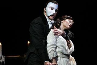 Phantom of the Opera - Tour