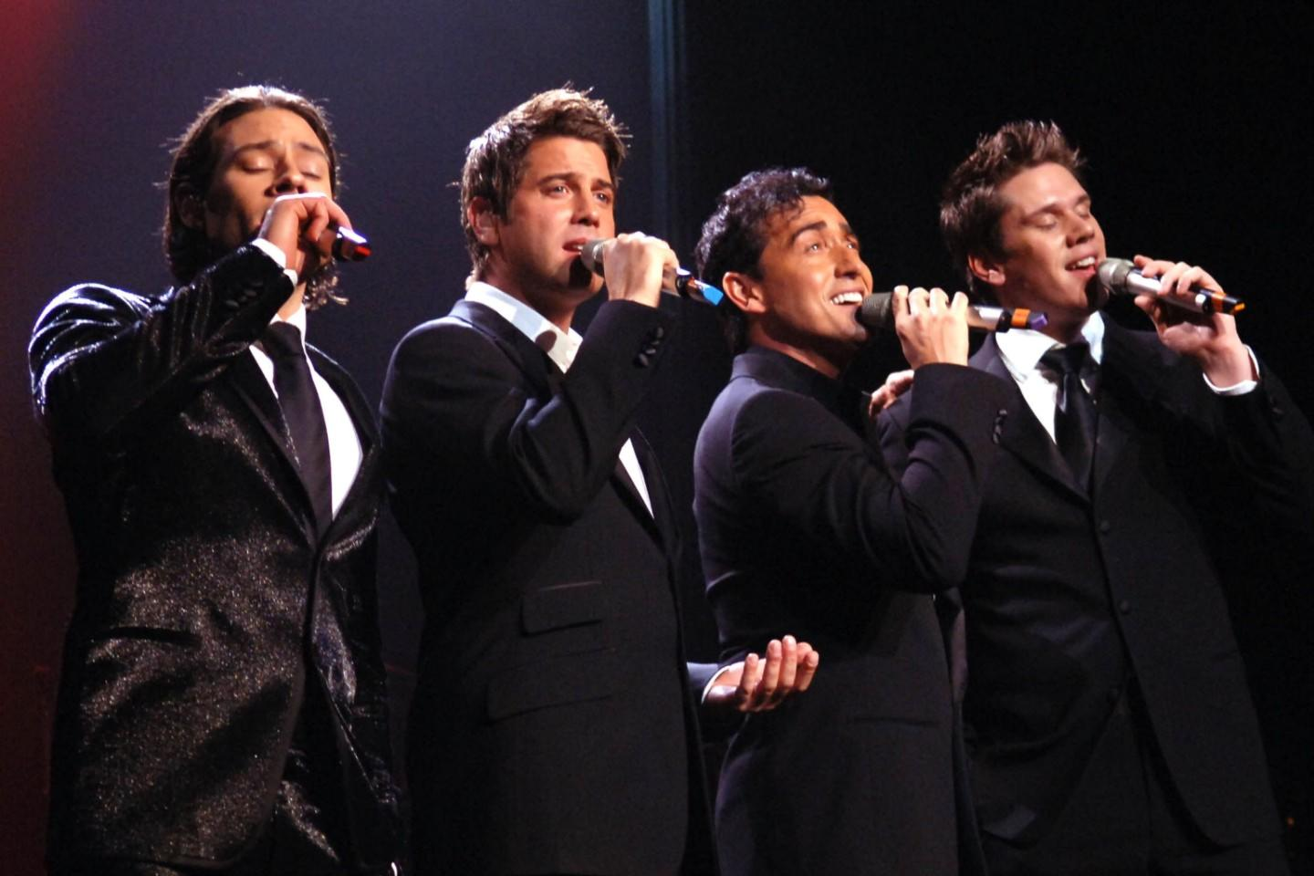 Il Divo Tour Dates 2020 and Concert Tickets - viagogo