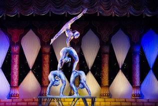 Cirque du Soleil - Totem - Tour