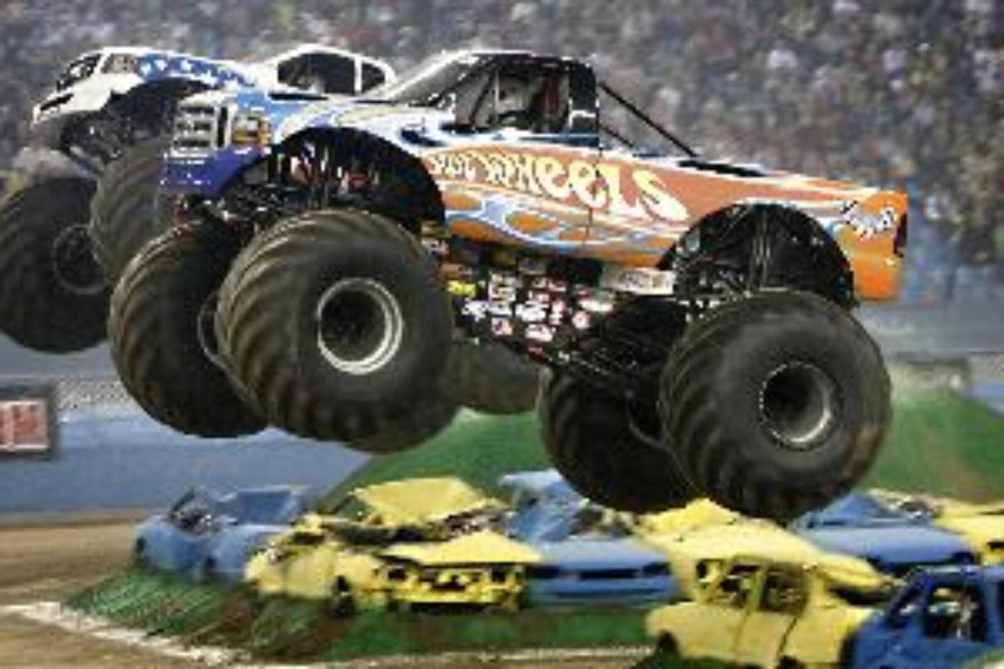 Monster Jam Tickets | Buy or Sell Monster Jam 2020 Tickets