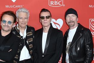 U2 - Tribute