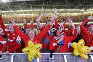 Wales - Rugby World Cup