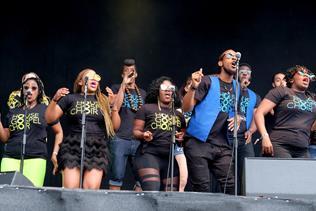 House Gospel Choir
