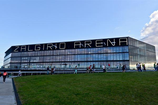 """Résultat de recherche d'images pour """"Žalgiris Arena"""""""