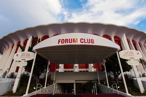Tame Impala & Clairo The Forum - Los Angeles Inglewood